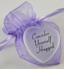 consideryourselfhuggedheart